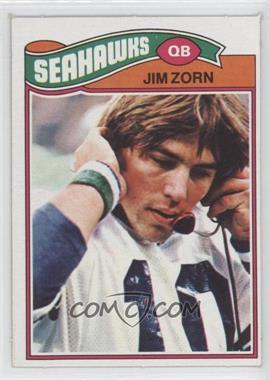 1977 Topps Mexican #65 - Jim Zorn