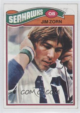 1977 Topps Mexican #65 - Jim Zorn