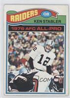 Ken Stabler [GoodtoVG‑EX]