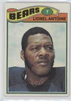 Lionel Antoine [GoodtoVG‑EX]