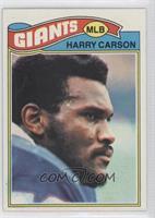 Harry Carson [GoodtoVG‑EX]