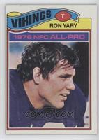 Ron Yary