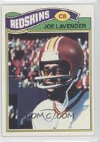 Joe Lavender