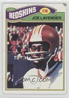 Joe Lavender [Good to VG‑EX]