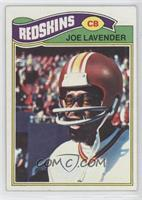 Joe Lavender [GoodtoVG‑EX]