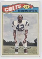 Lloyd Mumphord