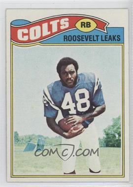 1977 Topps #171 - [Missing]