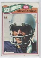 Steve Largent [Good to VG‑EX]