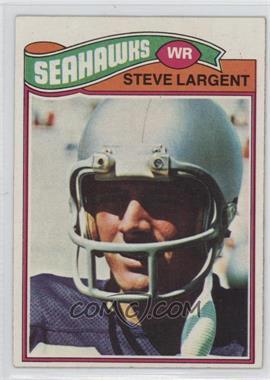 1977 Topps #177 - Steve Largent