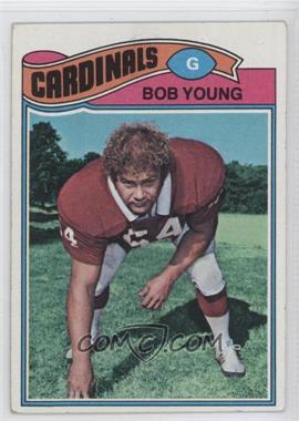 1977 Topps #19 - Bob Young