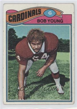 1977 Topps #19 - Bob Young [Good to VG‑EX]
