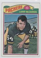 Larry McCarren [Good to VG‑EX]