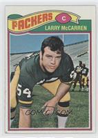 Larry McCarren [GoodtoVG‑EX]
