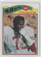 Cleveland Elam