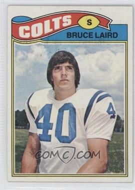 1977 Topps #249 - Bruce Laird