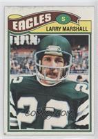 Larry Marshall