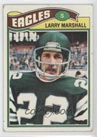 Larry Marshall [PoortoFair]