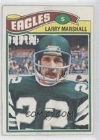 Larry Marshall [Poor]