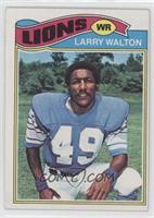 Larry Walton