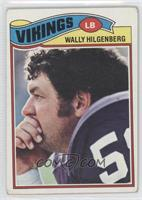 Wally Hilgenberg [Good to VG‑EX]