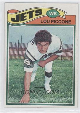 1977 Topps #333 - Lou Piccone