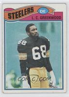 L.C. Greenwood [GoodtoVG‑EX]