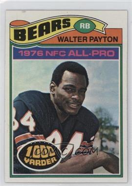 1977 Topps #360 - Walter Payton