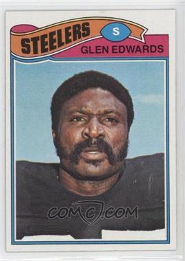 1977 Topps #381 - Glen Edwards