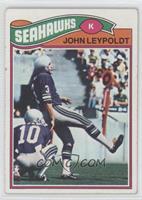 John Leypoldt [GoodtoVG‑EX]