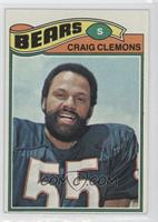 Craig Clemons [GoodtoVG‑EX]
