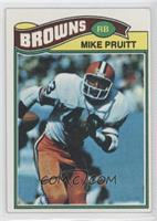 Mike Pruitt