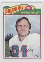 Howard Twilley