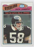 Jack Lambert [Good to VG‑EX]