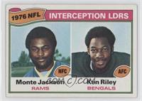 Monte Jackson, Ken Riley