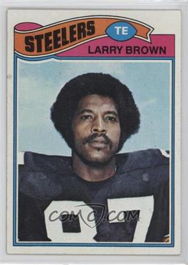 1977 Topps #51 - Larry Brown