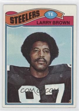 1977 Topps #51 - Larry Brown [Good to VG‑EX]