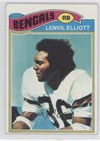 Lenvil Elliott