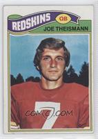 Joe Theismann [GoodtoVG‑EX]