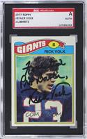 Rick Volk [SGC AUTHENTIC AUTO]