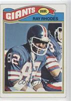 Ray Rhodes