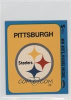 Pittsburgh Steelers Logo (Blue Border)
