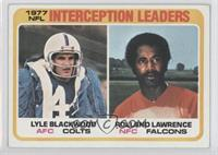 Lyle Blackwood, Rolland Lawrence