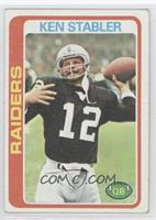 Ken Stabler [Good to VG‑EX]