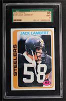 Jack Lambert [SGC100]