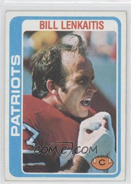 1978 Topps #262 - Bill Lenkaitis
