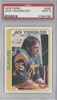 Jack Youngblood [PSA9]