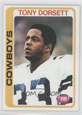 1978 Topps #315 - Tony Dorsett