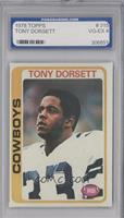 Tony Dorsett [ENCASED]