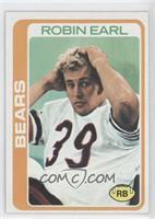 Robin Earl
