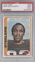 John Stallworth [PSA 9 (OC)]